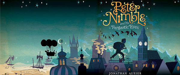 Peter Nimble and His Fantastic Eyes: Book Review