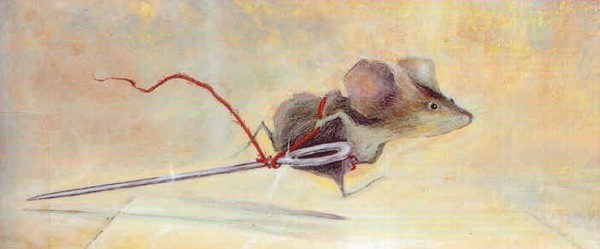 Rodents, Romans, and Chiaroscuro:  Why We Love The Tale of Despereaux