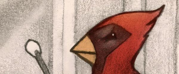 The Brave Cardinal