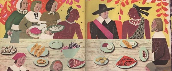 Pilgrims, Pies, and Poetry – Books for Thanksgiving