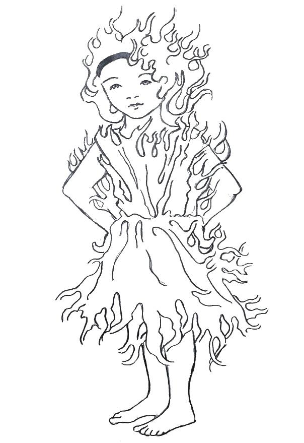 firegirl tall