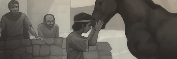 Alexander and His Horse