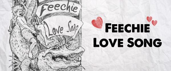 Feechie Love Song! Rare Feechie Audio! Poetry Contest!