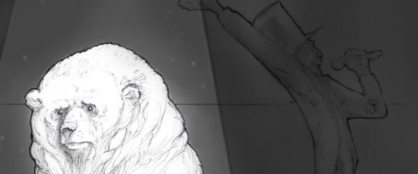 SW Shorts Get Shorter & Revisiting A Bear of a Dog Poem