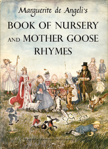 Mother goose - marguerite de angeli