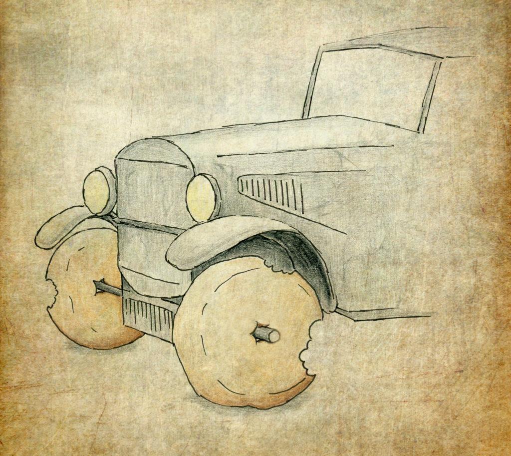 Donut tires