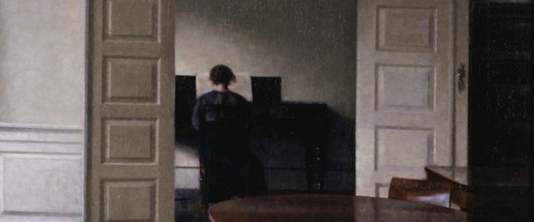 My Mother Practiced the Piano