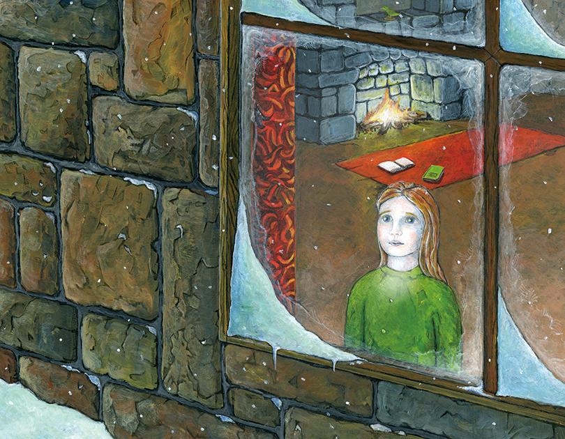 7 Ellen at the Window