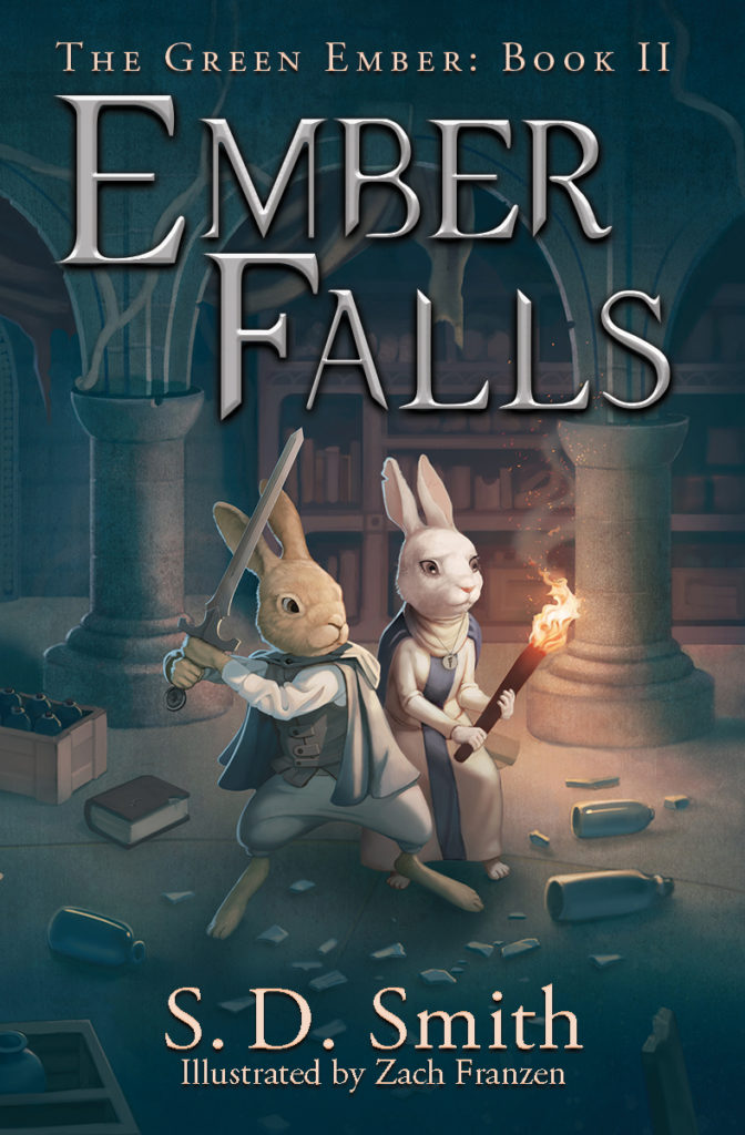 EMBER FALLS updated cover