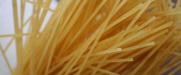 Spaghetti Mondays and the Glory of Routine