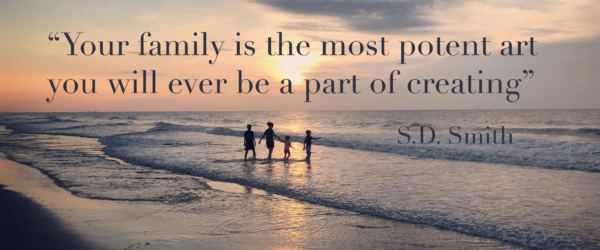 Is Your Family  An Obstacle To Your Creativity?