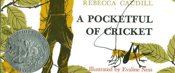 Saving <em>A Pocketful of Cricket</em>